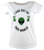 Out of this world tisort kadin tshirt on3