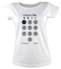 Unlock me kadin tshirt on3