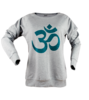 Om tisort kadin sweatshirt on3