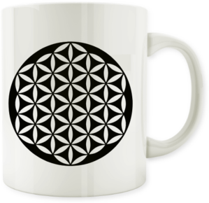 Flower of Life Kupa