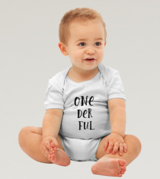 Onederful Baby One Piece
