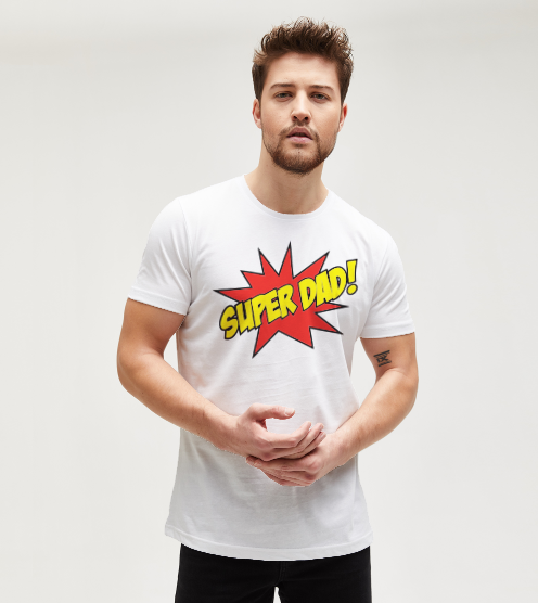 Super-dad-tisort-2-erkek-tshirt-tasarla-on3