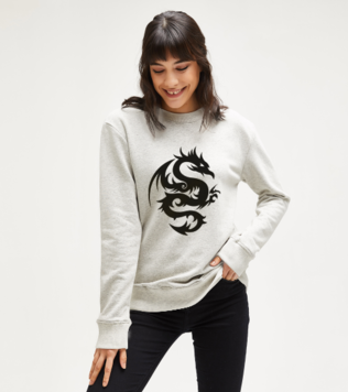 Dragon Spirit Basic Sweatshirt