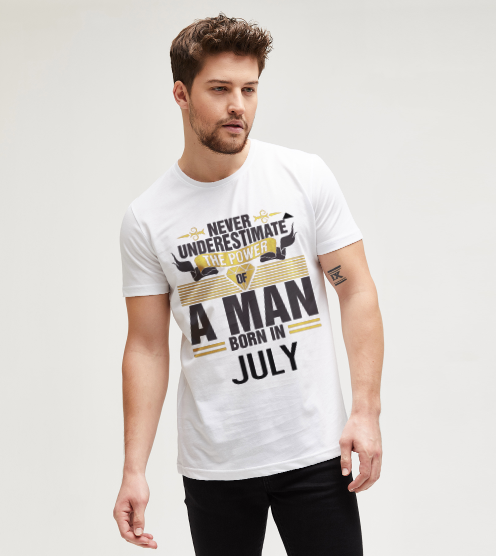 Never-underestimate-of-a-man-july-dogum-gunu-tisort-erkek-tshirt-tasarla-on3